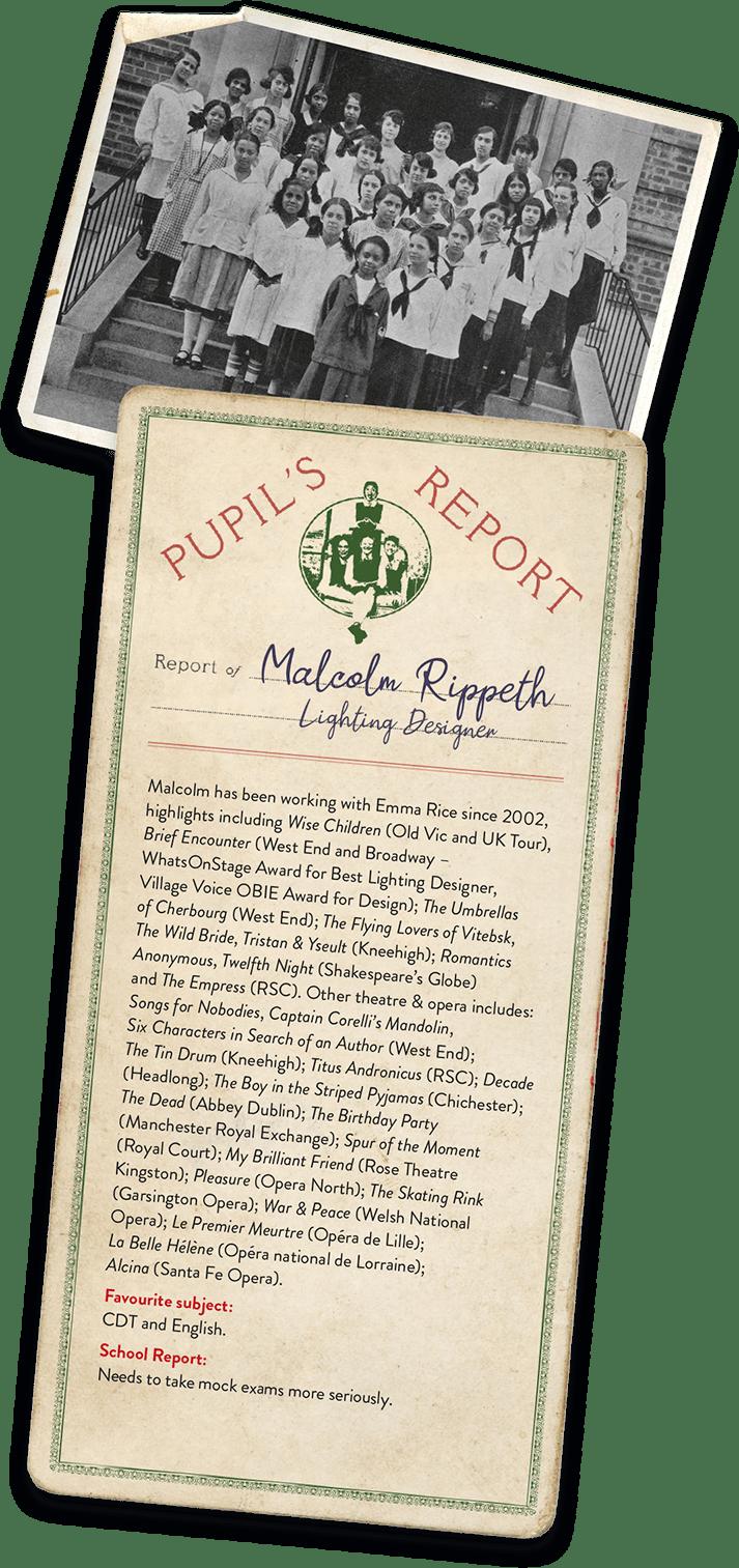 Malcolm Rippeth